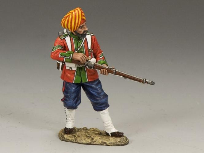 Ludhiana Sikhs Regiment Reloading
