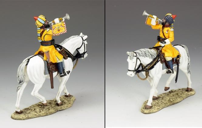 Skinner's Horse Bugler