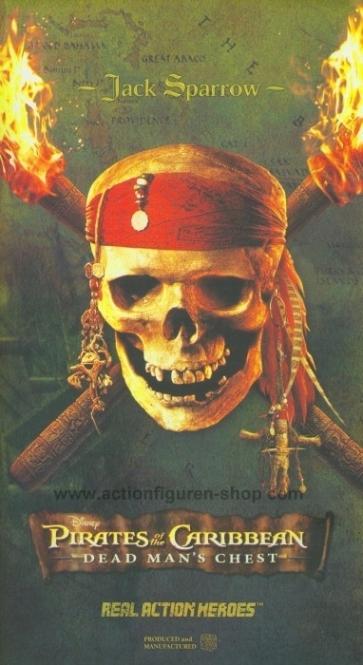 Jack Sparrow - Medicom Exclusive