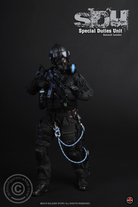 SDU - Assault Team Leader - HK Police