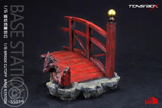 Brücken Ruine - Diorama
