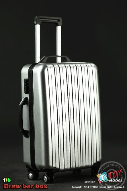 Koffer - Silber