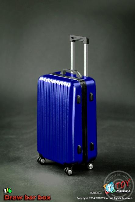 Koffer - Blau