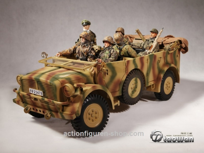 Horch 108 Type 1A - Camo