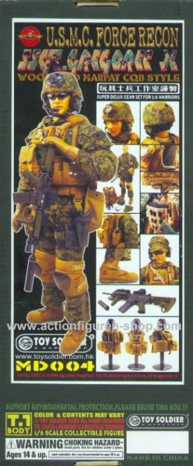 Jeff Gregorec - SSgt. USMC Force Recon