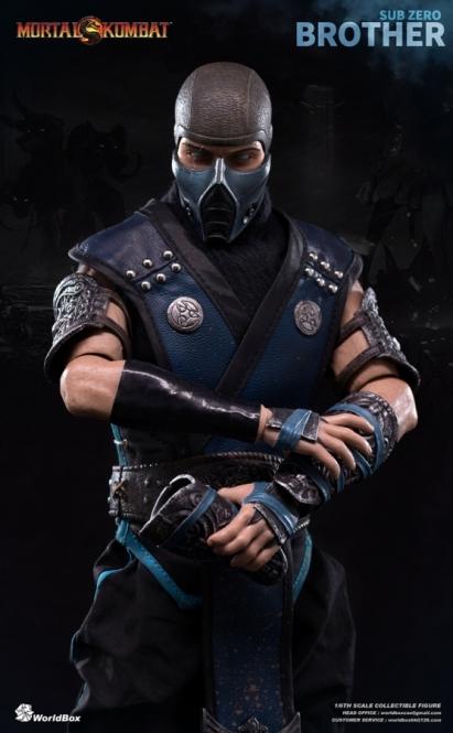Mortal Kombat - Sub Zero 2.0 Brother - Limited Edition