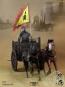 Chinesischer Streitwagen ohne Pferde