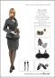 Female Secretary Suit Full Set