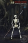 Skeleton Spear Soldier - Human Skeleton in 1:6