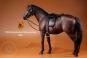 Pferd - dunkel-braun/schwarz
