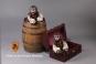 Pirate Monkey Statue Set