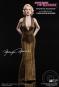 Merilyn Monroe -  in Gold Dress