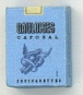 Gauloises - Zigarettenschachtel