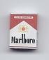 Marlboro - Zigarettenschachtel