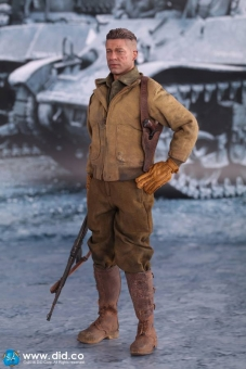 DRAGON IN DREAMS DID 1//6 US WW II DONALD 2nd ARMOURED DIVISION FURY