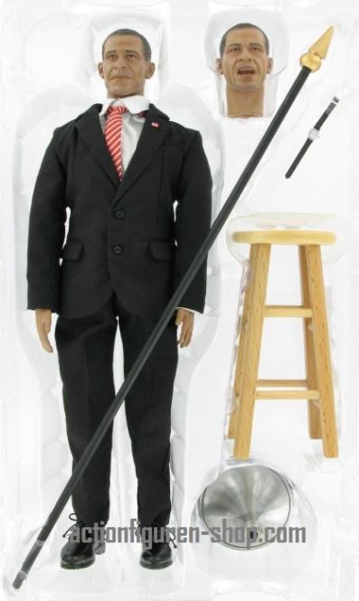 1. us präsident