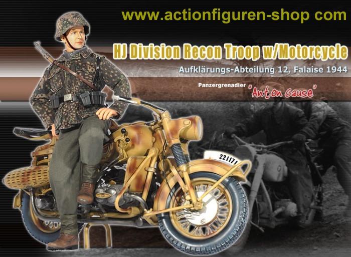 Www Actionfiguren Shop Com Anton Gause Amp Bmw R75 Bike