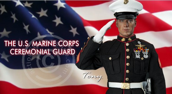 Www Actionfiguren Shop Com Tony U S Marine Corps