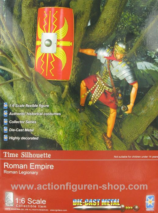 Sonstige Figuren Römischer Dolch 1:6 Scale