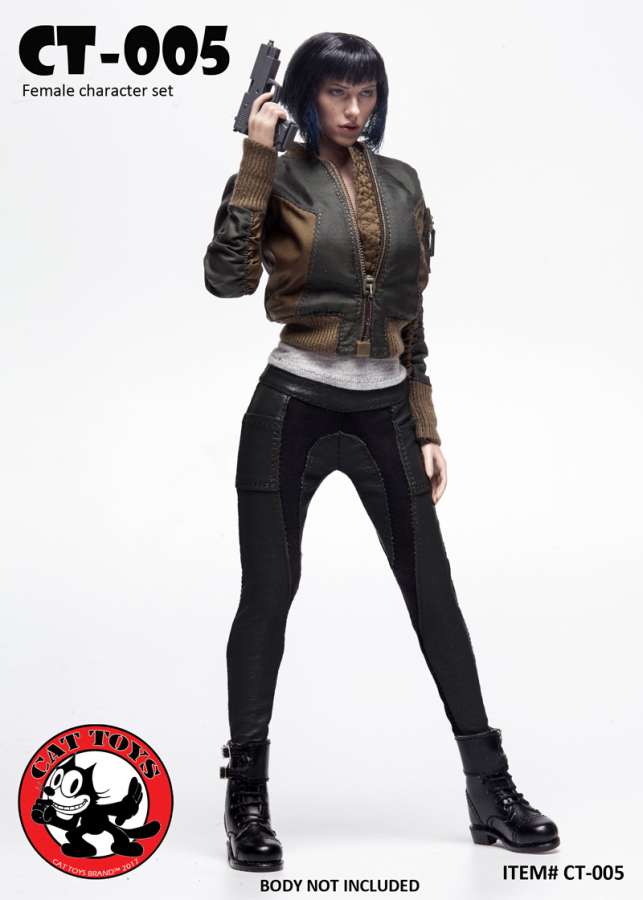 Www Actionfiguren Shop Com Ghost I T Shell Outfit Head Set Buy Online