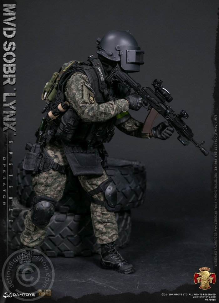 Russian Spetsnaz MVD - SOBR LYNX
