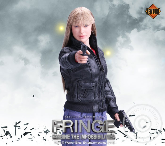 DID Walter Bishop Imagine the Impossibilities 1:6 Fringe TV-W Figure Model Toy