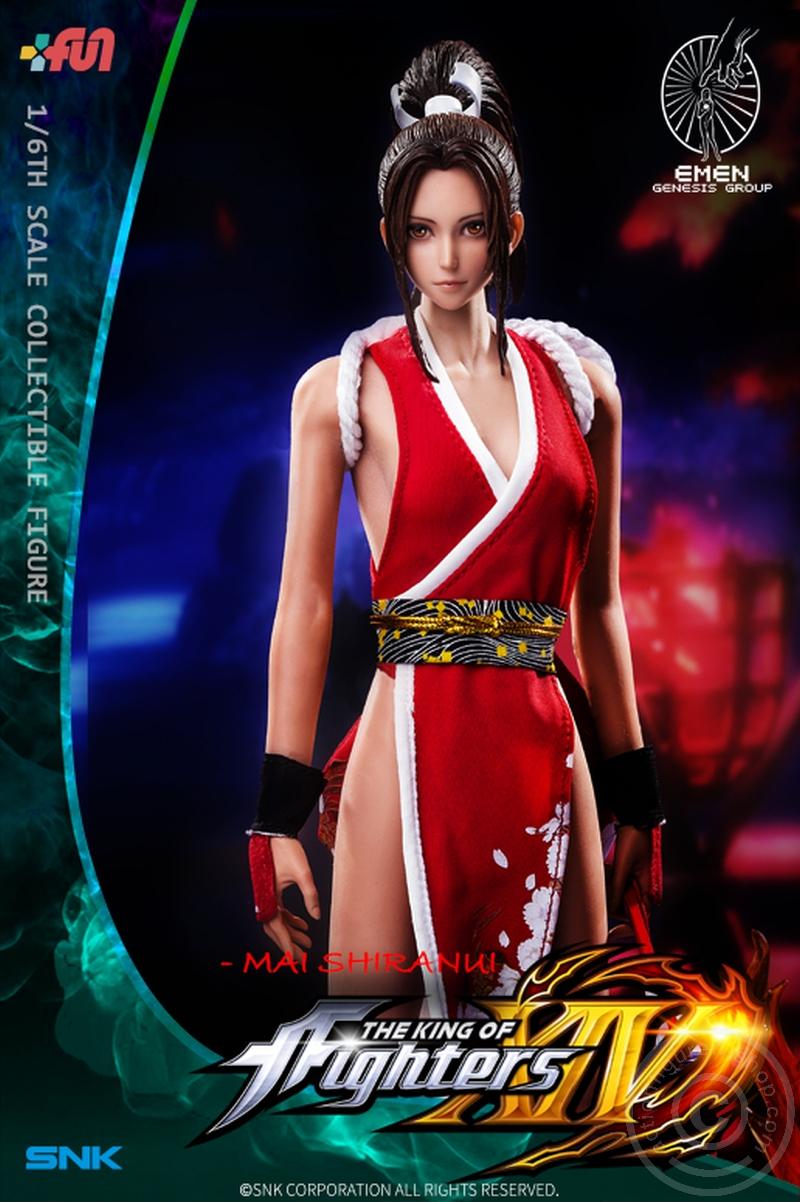 Www Actionfiguren Shop Com The King Of Fighters Xiv Mai