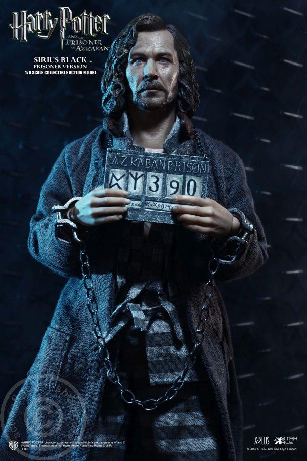Sirius Black Prisoner Harry Potter Und Der Gefangene Von Azkaban