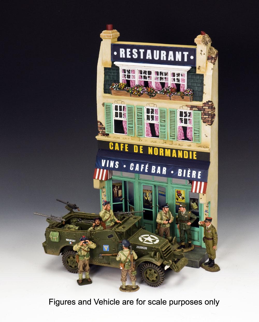Cafe De Normandie Ww