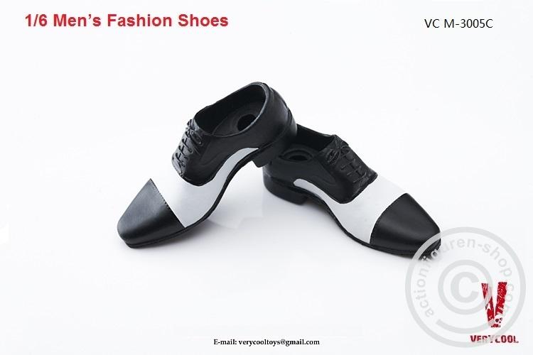 timeless design 4e853 9776e Herren Schuhe schwarz/weiß