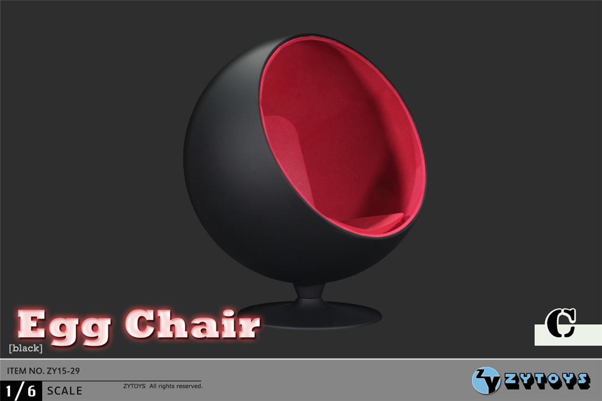 Www Actionfiguren Shop Com Ball Chair Schwarz Rot