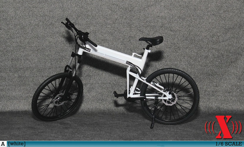 finest selection d306f 69735 MTB Bike - white