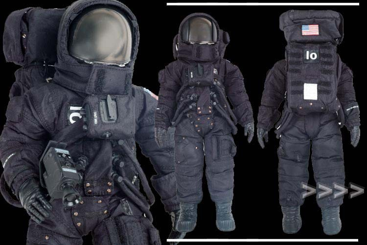 www.actionfiguren-shop.com | Black Astronaut - Fly Me To ...