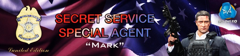 Banner Mark Secret Service