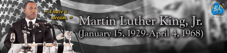Banner Martin Luther King