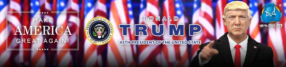 Banner Donald Trump