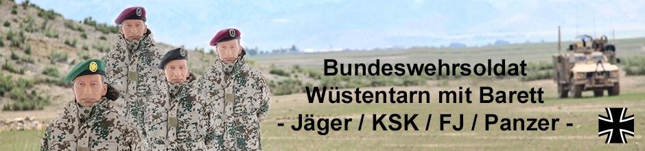 Bundeswehr Soldaten