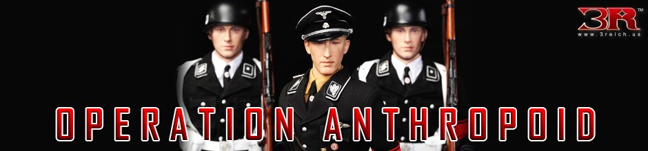 Heydrich Operation Anthropoid