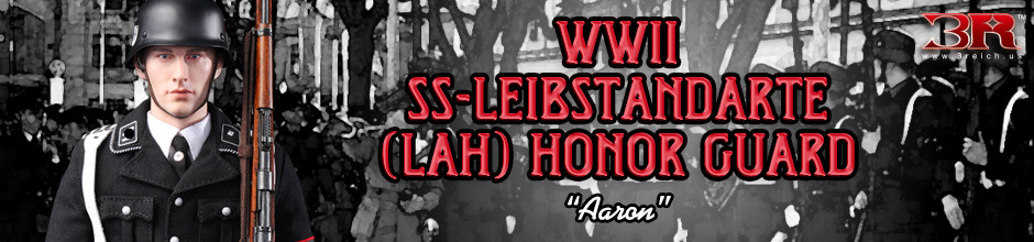 Banner LAH Honor Guard