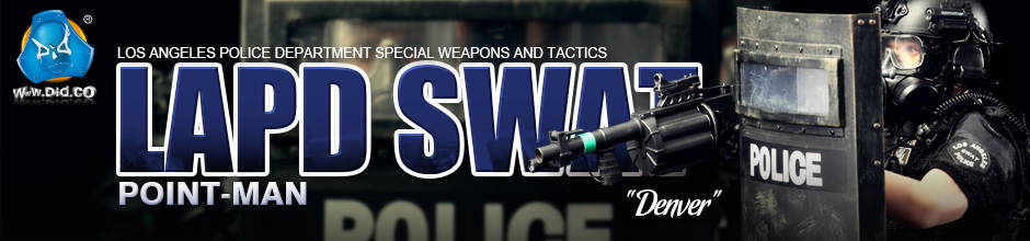 SWAT Point Man