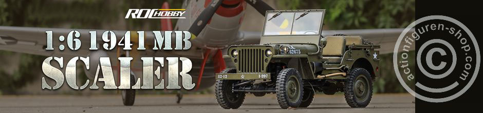 Banner - 1941 MBJeep